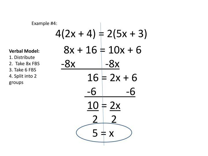 Example #4:
