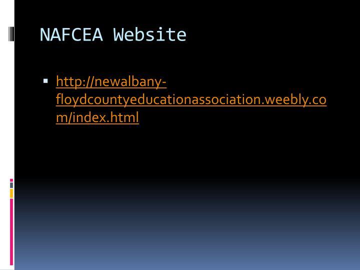 NAFCEA Website