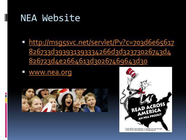 NEA Website