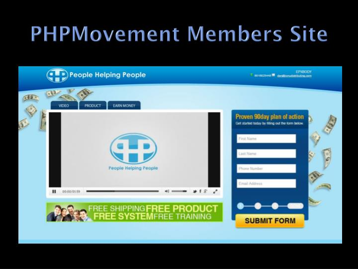 PHPMovement
