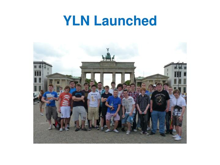 YLN Launched