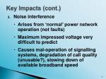 key impacts cont1