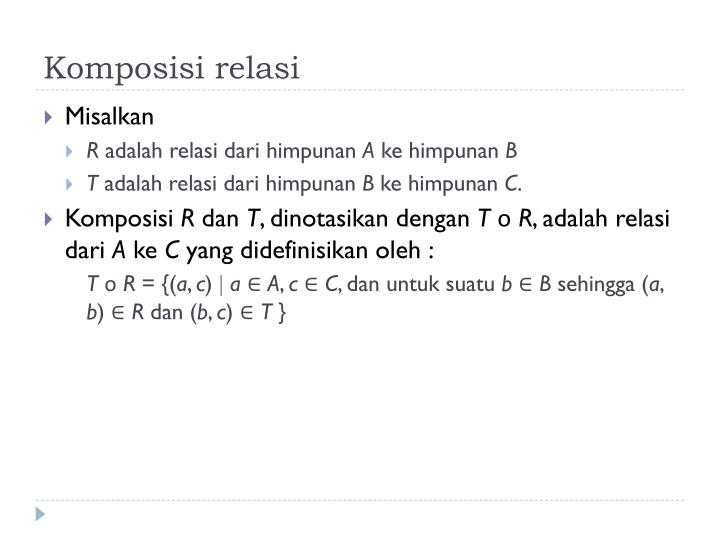 Komposisi