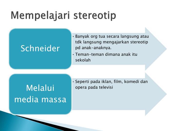 Mempelajari