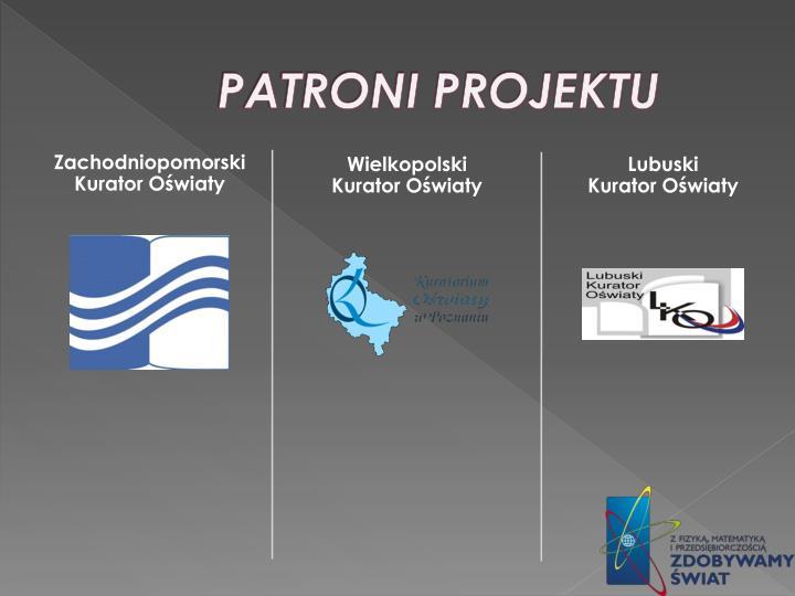 Patroni Projektu