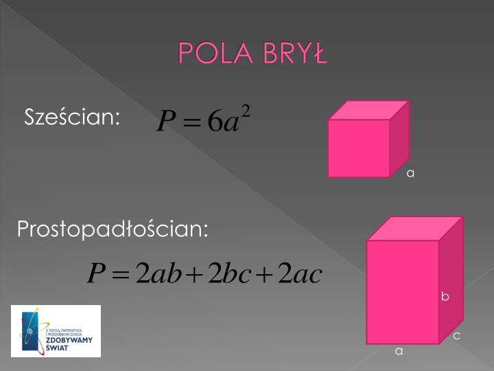 POLA BRY