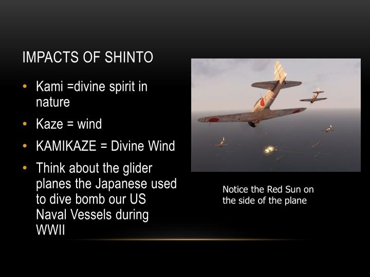 Impacts of Shinto