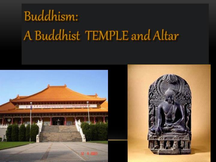 Buddhism: