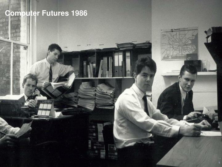 Computer Futures 1986