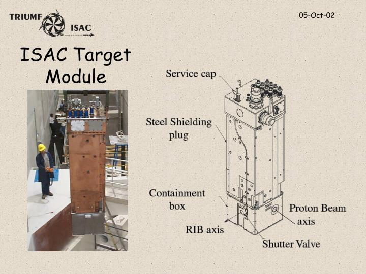 ISAC Target Module