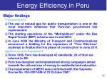 energy efficiency in peru3