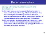 recommendations15