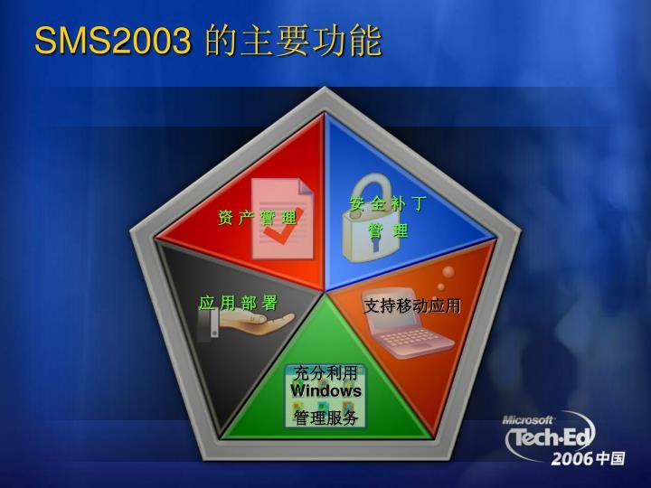 SMS2003