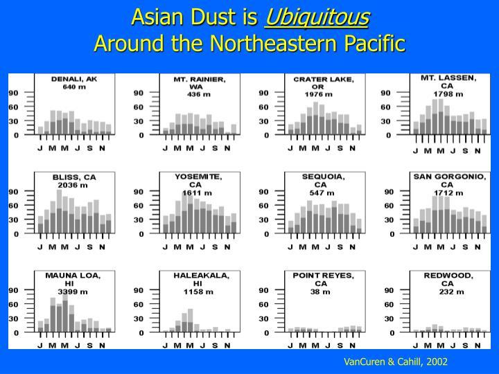 Asian Dust is