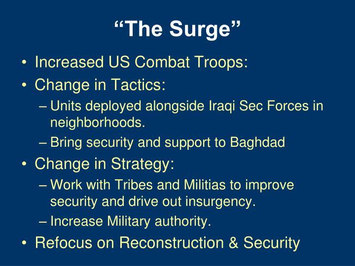 """The Surge"""