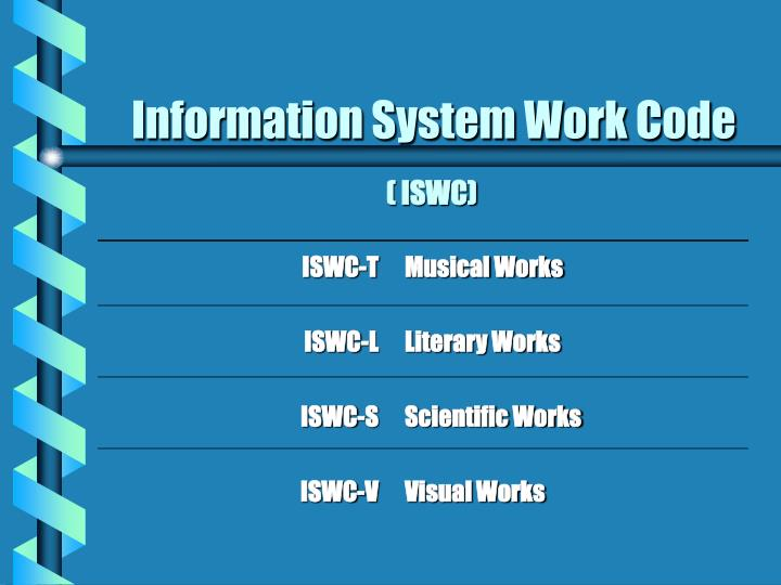 ISWC-T