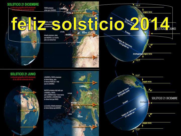 feliz solsticio 2014