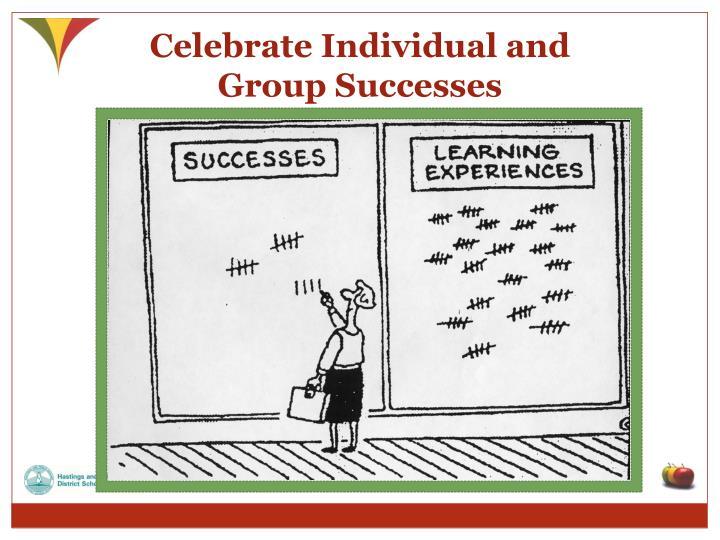 Celebrate Individual and