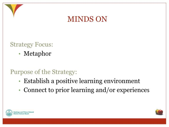 Minds On