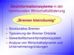 geoinformationssyteme in der kommunalen wirtschaftsf rderung