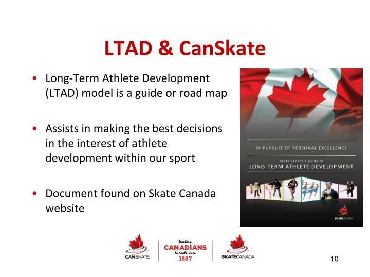 LTAD & CanSkate