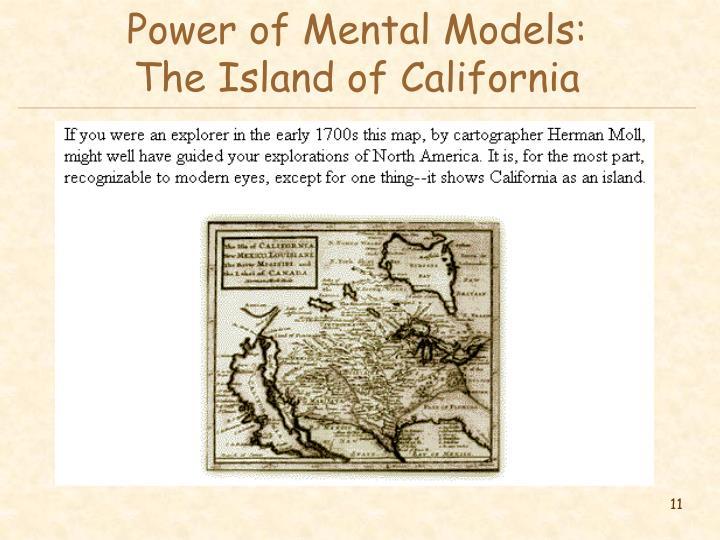 Power of Mental Models: