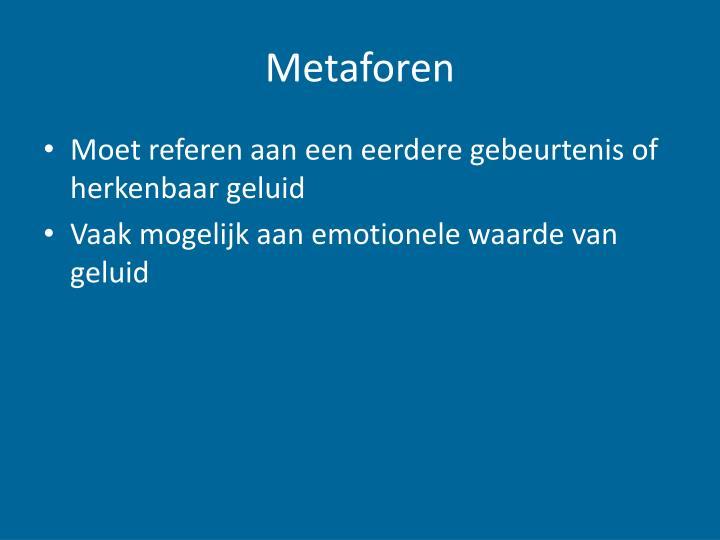 Metaforen