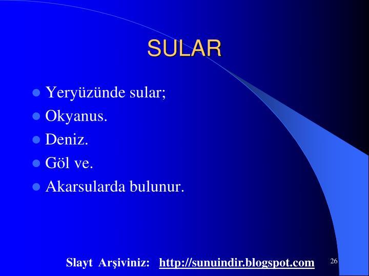 SULAR