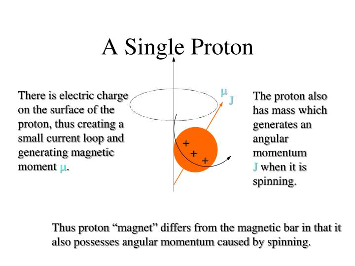 A Single Proton