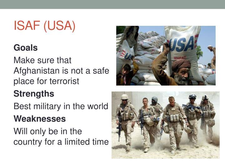 ISAF (USA)