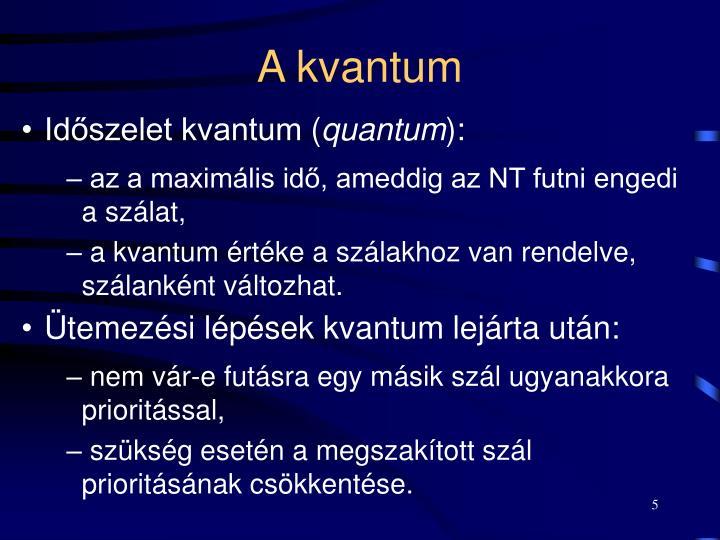 A kvantum