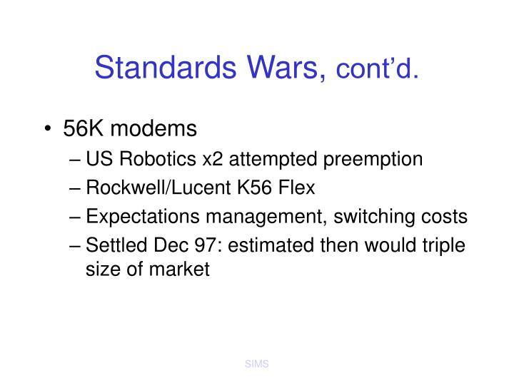 56K modems