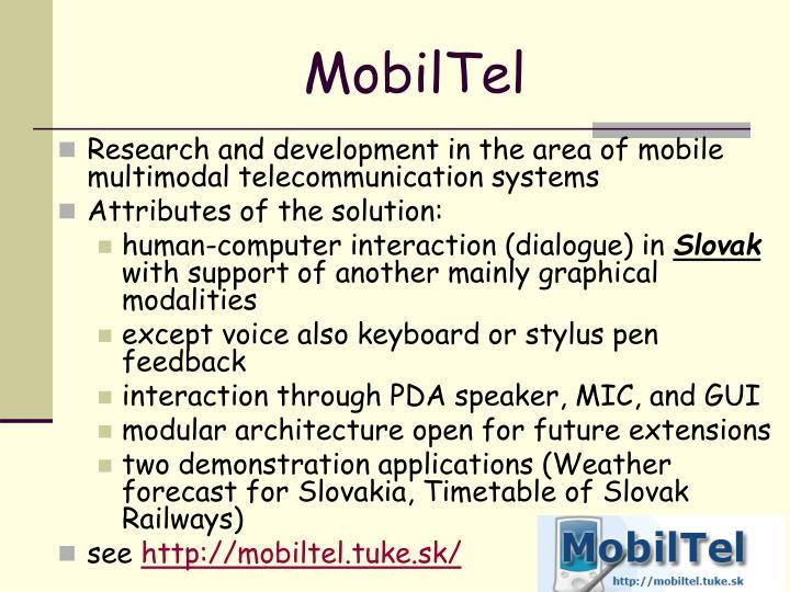 MobilTel
