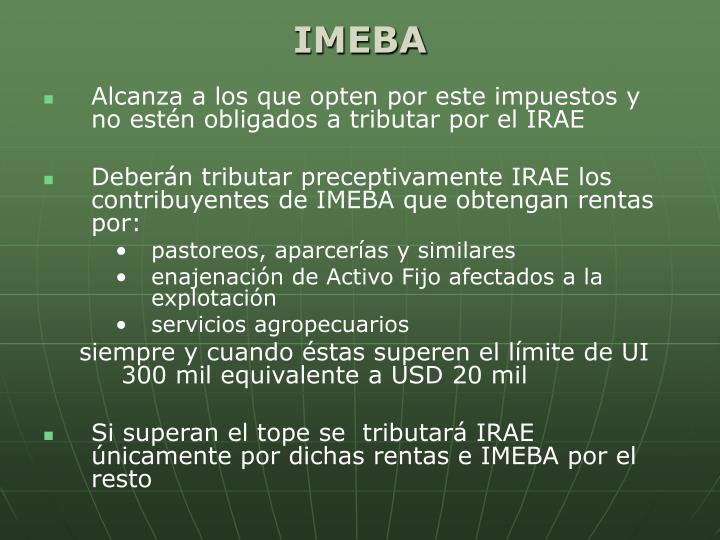 IMEBA