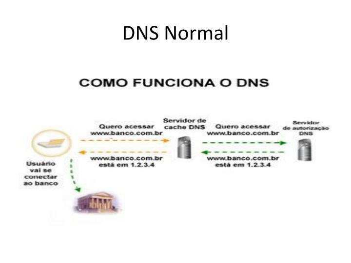 DNS Normal