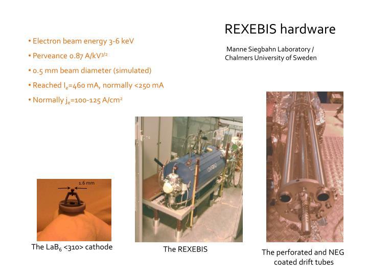 REXEBIS hardware