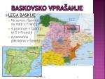 baskovsko vpra anje