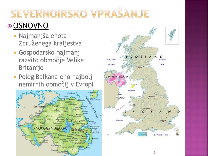 Severnoirsko vprašanje