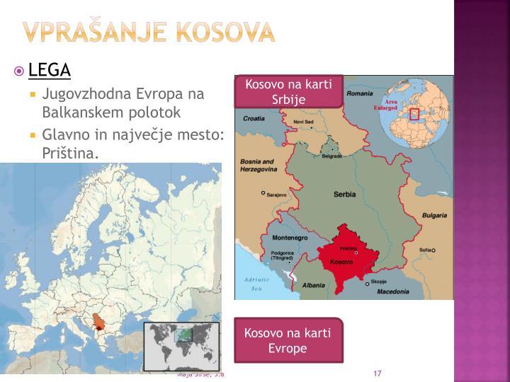 VPRAŠANJE KOSOVA