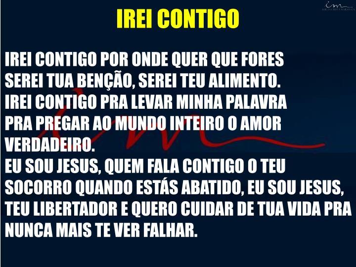 IREI CONTIGO