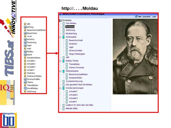 http://. . . ./Moldau
