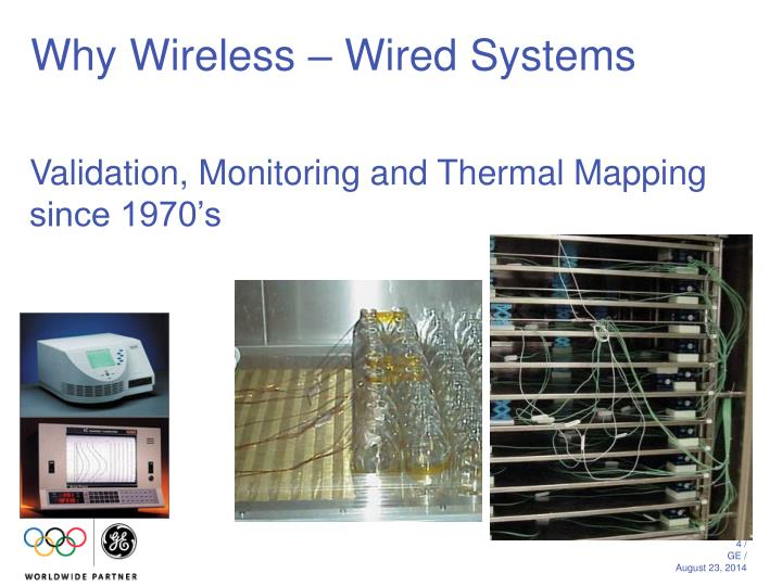 Why Wireless – Wired Systems