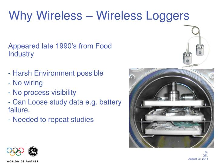 Why Wireless – Wireless Loggers