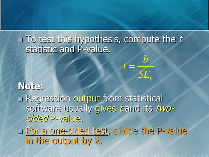 Hypothesis testing and p-values (video) - Khan Academy