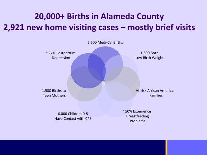 6,600 Medi-Cal Births