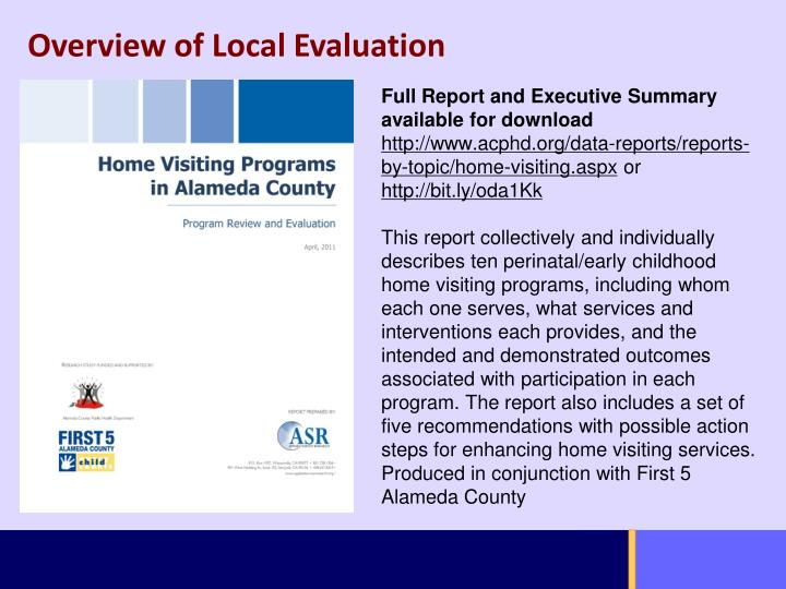 Full Report and Executive Summary available for download
