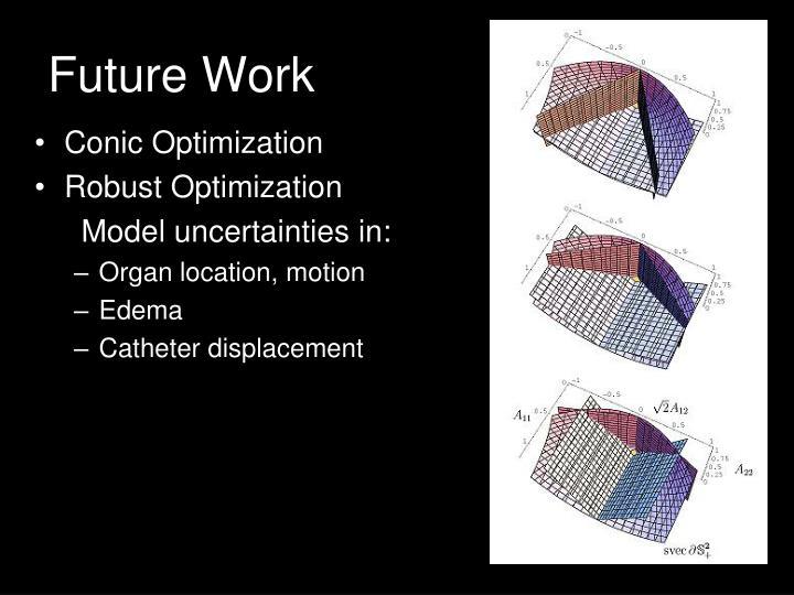 Conic Optimization