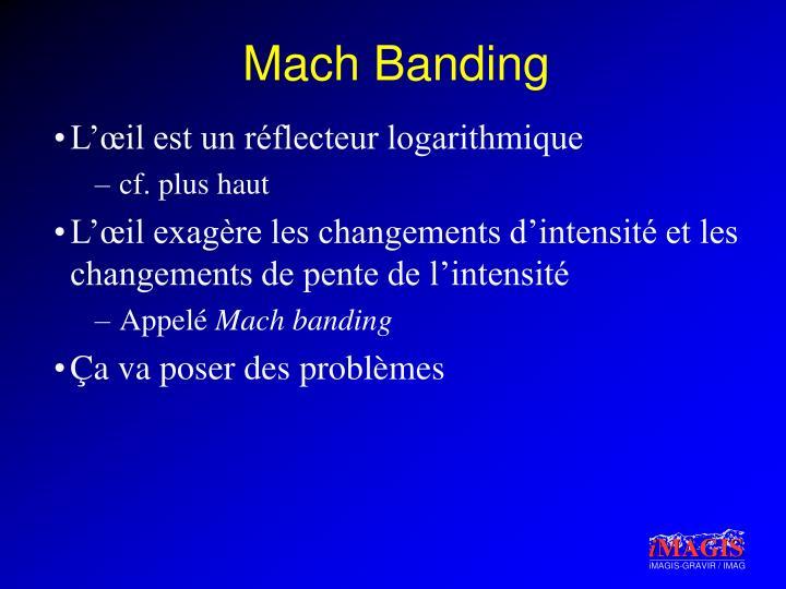 Mach Banding