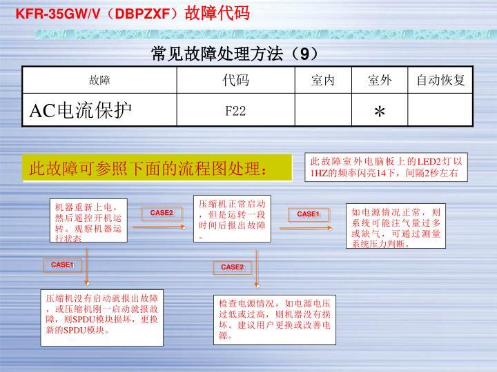 KFR-35GW/V
