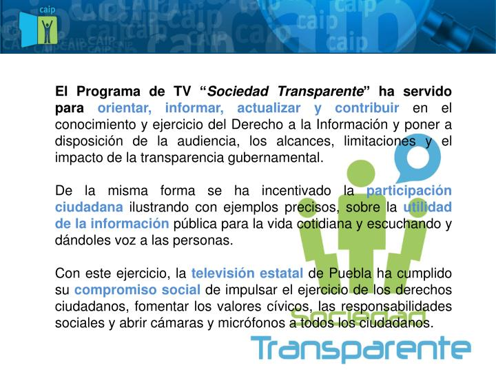 El Programa de TV